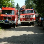 100 Jahre Ffw Wernikow 2013 mit Dorffest