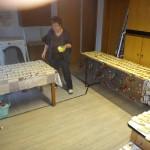Landfrauen Kekse backen 2014