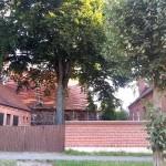 Kirche Turmbau 2015