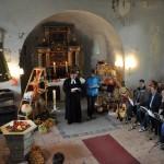 Erntedank in Wernikow mit Verabschiedung von Pfarrer Borrmann